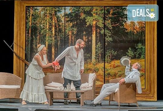 Гледайте Асен Блатечки, Койна Русева, Калин Врачански в Малко комедия, на 09.04. от 19ч, Театър Сълза и Смях, 1 билет - Снимка 3