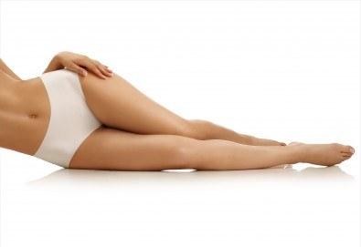 Стегната фигура с гладък силует! Вземете 1 или 5 процедури антицелулитен масаж на всички зони от масажно студио Spa Deluxe - Снимка