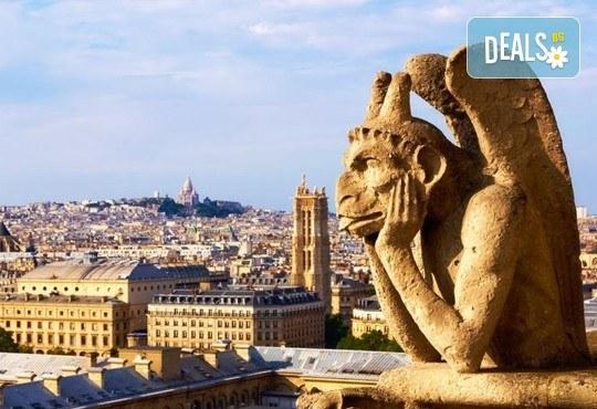 Екскурзия до Париж и централна Европа през август, с Дари Травел! 6 нощувки със закуски, самолетен билет, транспорт и екскурзовод! - Снимка 3
