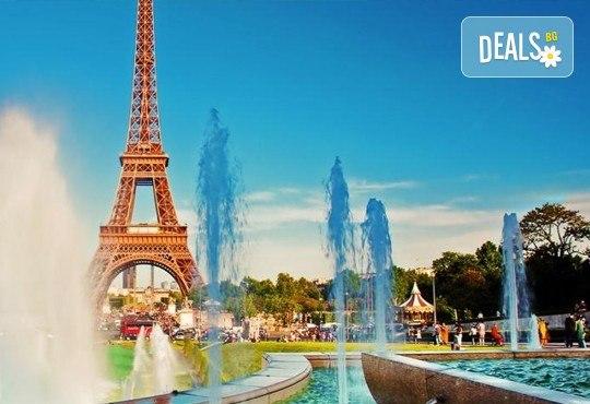 Екскурзия до Париж и централна Европа през август, с Дари Травел! 6 нощувки със закуски, самолетен билет, транспорт и екскурзовод! - Снимка 1