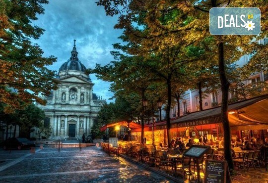 Екскурзия до Париж и централна Европа през август, с Дари Травел! 6 нощувки със закуски, самолетен билет, транспорт и екскурзовод! - Снимка 4