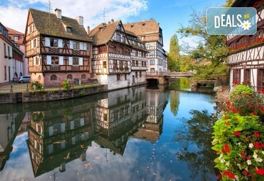 Екскурзия до Париж и централна Европа през август, с Дари Травел! 6 нощувки със закуски, самолетен билет, транспорт и екскурзовод! - Снимка 6