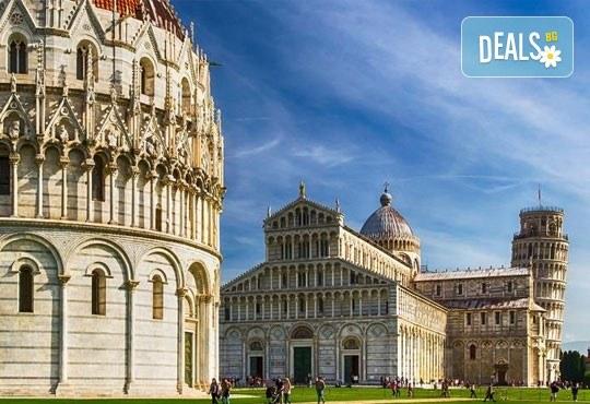 Тоскана - всички Ваши мечти в едно пътуване! 5 нощувки със закуски и 3 вечери в хотели 3*, транспорт и богата програма - Снимка 13