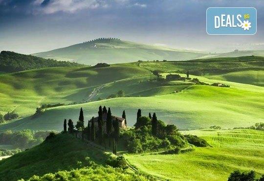 Тоскана - всички Ваши мечти в едно пътуване! 5 нощувки със закуски и 3 вечери в хотели 3*, транспорт и богата програма - Снимка 2