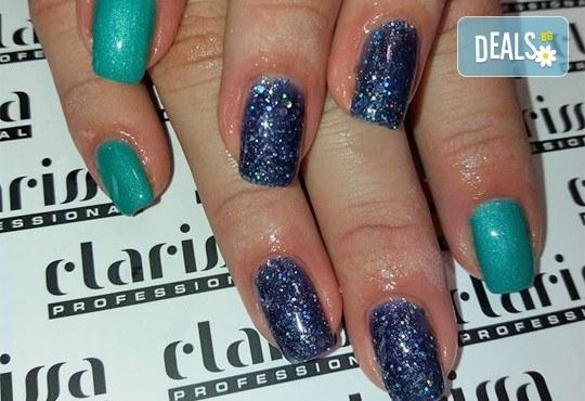 Бъдете стилни и безупречни с дълготраен маникюр с гел лак BlueSky или Clarisa в салон за красота Beautiful Nails - Снимка 4