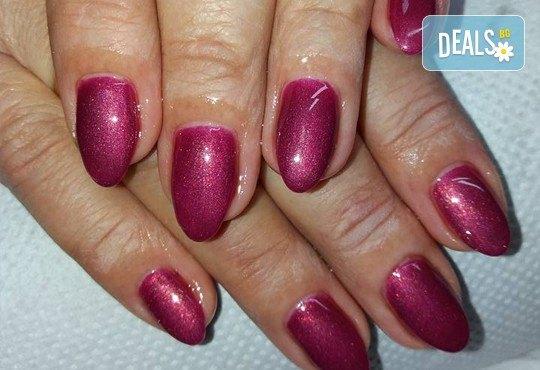Бъдете стилни и безупречни с дълготраен маникюр с гел лак BlueSky или Clarisa в салон за красота Beautiful Nails - Снимка 2
