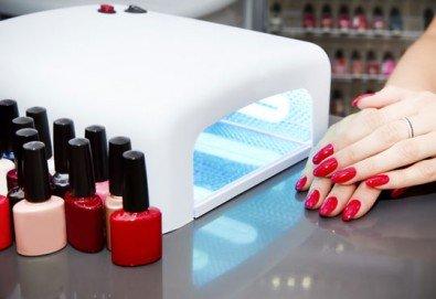 Прекрасни ръце! Дълготраен маникюр с гел лак BlueSky или Jessica в Салон за красота Angels of Beauty! - Снимка