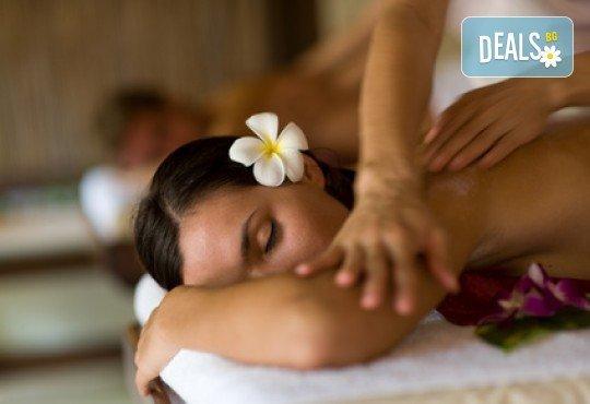 Екзотика и релакс! 60-минутен хавайски масаж на цяло тяло в салон за красота Sassy! - Снимка 2