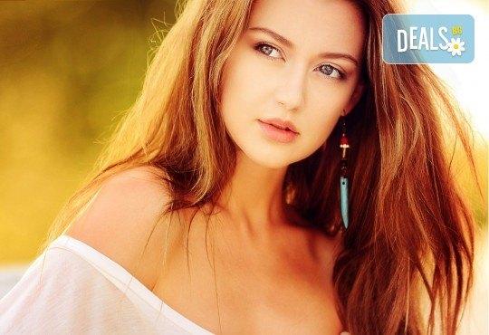 Уникална концепция за коса! Beauty Innovation - еликсир за скалпа и косъма, подстригване, сешоар и стайлинг от Дерматокозметични центрове Енигма! - Снимка 1