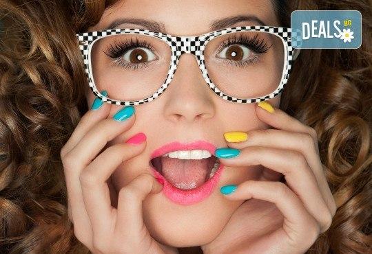 Облечете ноктите си в цвят с новите свежи пролетни цветове гел лак BLUESKY, SNB, Jessica, Pro Gel и бонуси в студио MNJ - Снимка 1
