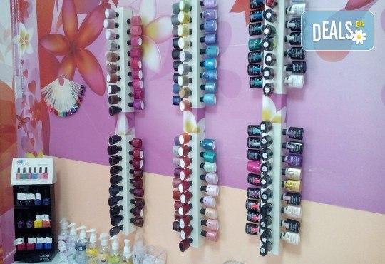 Облечете ноктите си в цвят с новите свежи пролетни цветове гел лак BLUESKY, SNB, Jessica, Pro Gel и бонуси в студио MNJ - Снимка 11