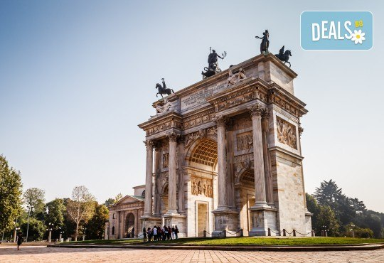 Екскурзия до Венеция, Верона, Милано и Любляна през май, с Дари Травел! 3 нощувки със закуски в хотели 2/3*, комбиниран транспорт и програма - Снимка 2