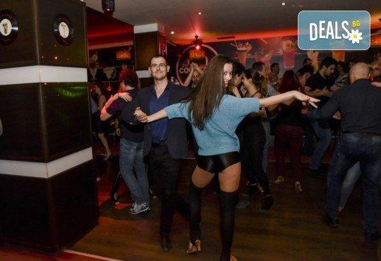 Основен курс по най-автентичния и нашумял стил салса (New York) – 8 тренировки за начинаещи от Brand Dance Varna - Снимка 3