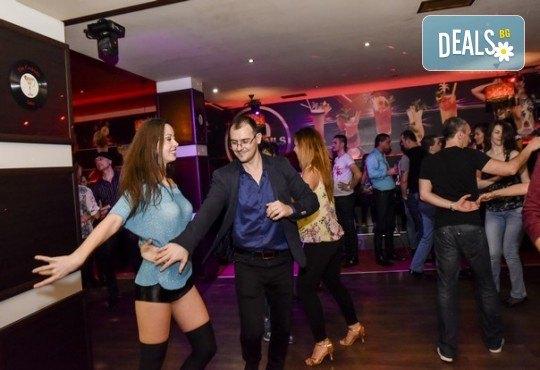 Основен курс по най-автентичния и нашумял стил салса (New York) – 8 тренировки за начинаещи от Brand Dance Varna - Снимка 8
