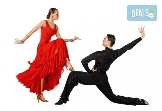 Основен курс по най-автентичния и нашумял стил салса (New York) – 8 тренировки за начинаещи от Brand Dance Varna - Снимка 1