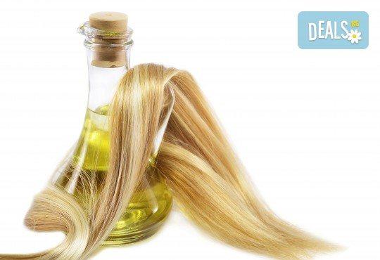 Неповторима визия с естествен акцент - балеаж с уникален продукт и арганова терапия за къса или дълга коса от Дерматокозметични центрове Енигма! - Снимка 3