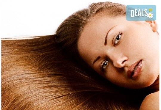 Колаген и кислород за коса Oximate терапия на Hipertin и изсушаване за къса или дълга коса от Дерматокозметични центрове Енигма! - Снимка 1