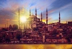 Великден в Истанбул с Глобус Турс! 3 нощувки със закуски в Буюук Шахинлер 4*, транспорт и посещение на Одрин - Снимка