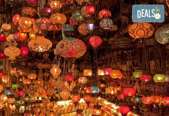 Великден в Истанбул с Глобус Турс! 3 нощувки със закуски в Буюук Шахинлер 4*, транспорт и посещение на Одрин - Снимка 4