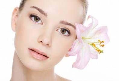 Лечебна тарапия при мазна и проблемна кожа на лице с лечебна козметика от салон за красота и здраве Luxury Wellness & SPA! - Снимка