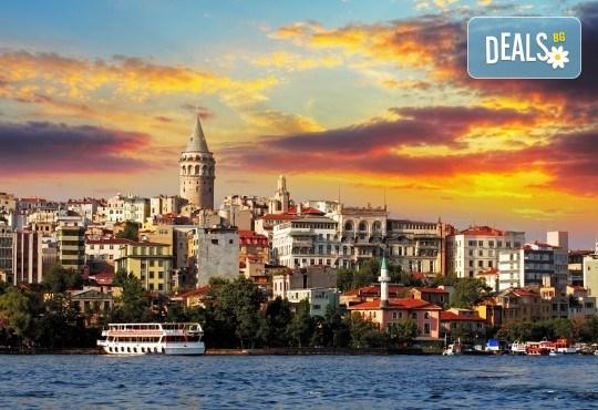 Великден в Истанбул с Глобус Турс! 2 нощувки със закуски в Буюук Шахинлер 4*, транспорт и посещение на Одрин - Снимка 1