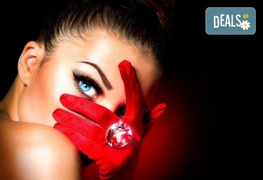 Поставяне на 3D мигли, Russian Volume Lashes - 8 мм до 20 мм, в студио за красота Denny Divine! - Снимка 1