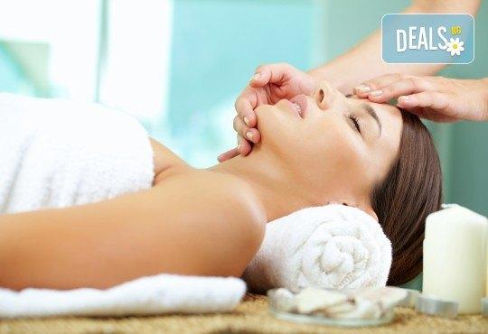 Лифтинг (хигиенно-козметичен) масаж на лице, шия и деколте и маска в салон Bellissima Donna - Снимка 2