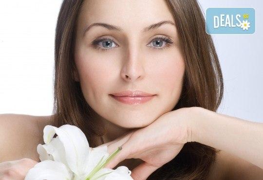 Лифтинг (хигиенно-козметичен) масаж на лице, шия и деколте и маска в салон Bellissima Donna - Снимка 1