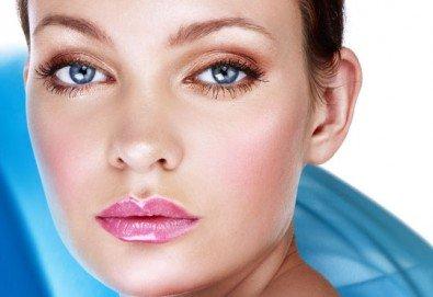 Подмладете кожата си с дълбока кислородна терапия за лице, масаж на лице и бонус окси маска в студио Д&В! - Снимка