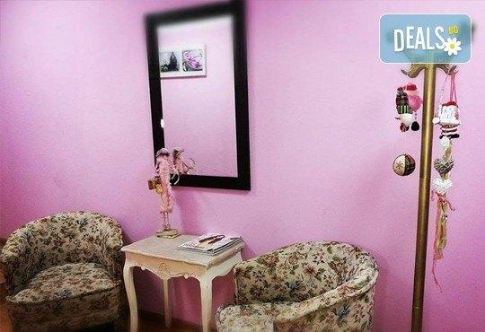 Неоперативен SMAS-лифтинг чрез високоинтензивен фокусиран ултразвук на зона по избор в студио Хубава жена - Снимка 5