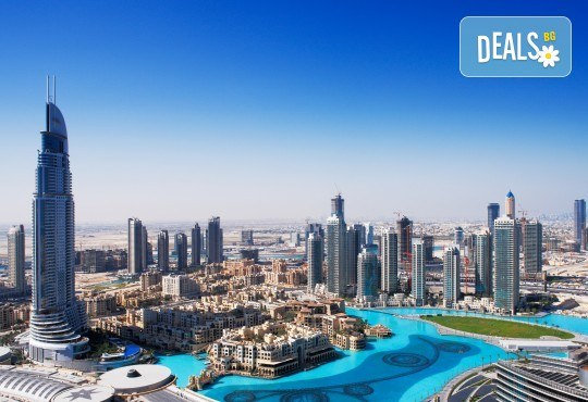 Специална оферта за Майски празници в Дубай! 4 нощувки със закуски в Somewhere Hotel Tecom 4*, самолетен билет, чекиран багаж и трансфери, от Крис Еър! - Снимка 1