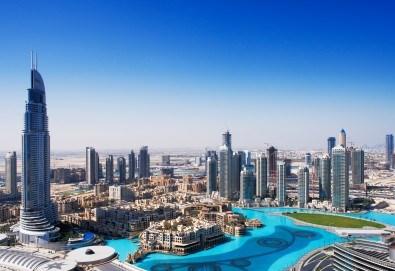 Специална оферта за Майски празници в Дубай! 4 нощувки със закуски в Somewhere Hotel Tecom 4*, самолетен билет, чекиран багаж и трансфери, от Крис Еър! - Снимка