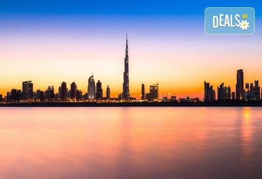Специална оферта за Майски празници в Дубай! 4 нощувки със закуски в Somewhere Hotel Tecom 4*, самолетен билет, чекиран багаж и трансфери, от Крис Еър! - Снимка 2