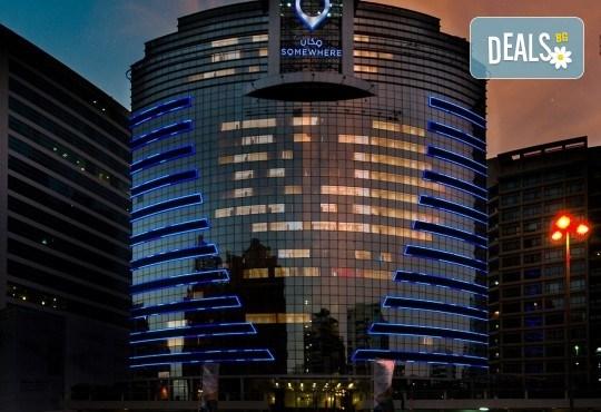 Специална оферта за Майски празници в Дубай! 4 нощувки със закуски в Somewhere Hotel Tecom 4*, самолетен билет, чекиран багаж и трансфери, от Крис Еър! - Снимка 5