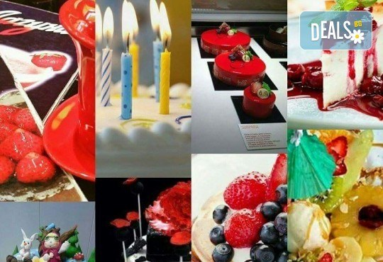 Класическо сладко изкушение от Виенски салон Лагуна! Торта Гараш! Предплатете сега 1 лв. - Снимка 8