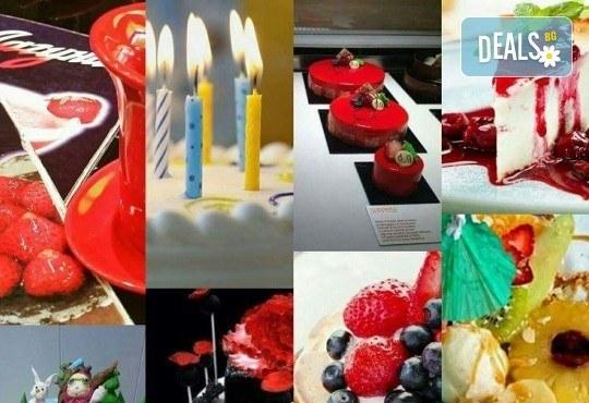 Торта Нутела с шоколад, бисквити и маскарпоне от Виенски салон Лагуна! Предплати 1лв. - Снимка 8