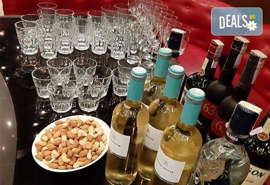 Виенски салон Лагуна Ви предлага 15 броя вкусни петифури с вкус по Ваш избор - баварски или шоколадов крем! - Снимка 3