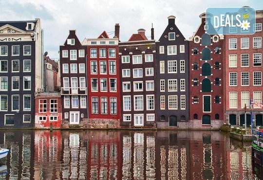 Самолетна екскурзия до Амстердам през май и юни 3 нощувки в хотел 2* или 3*, самолетен билет до Айндховен с включени летищни такси и ръчен багаж!! - Снимка 3