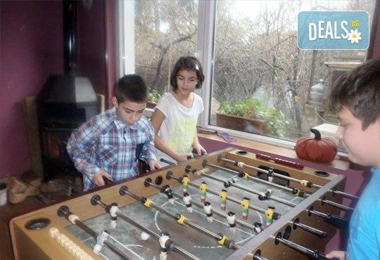 Чист въздух и игри в Драгалевци - Детски център Бонго Бонго предлага 3 часа лудо парти за 10 деца и родители - Снимка 8