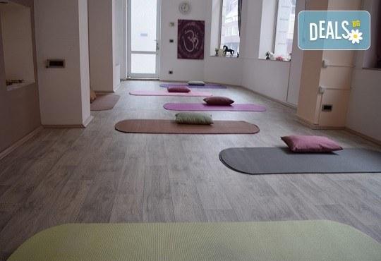 Подарете си релакс с 5 посещения на хатха йога практики в холистичен център Body-Mind-Spirit - мястото за йога и рекреация! - Снимка 3