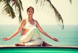 Подарете си релакс с 5 посещения на хатха йога практики в холистичен център Body-Mind-Spirit - мястото за йога и рекреация! - Снимка