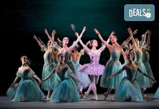 """Ексклузивно в Кино Арена! Уникалния балетен спектакъл """"Спящата Красавица"""", на Кралската опера в Лондон, на 19, 22 и 23 април в София! - Снимка 2"""
