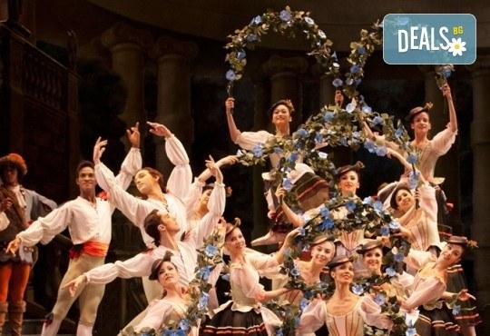 """Ексклузивно в Кино Арена! Уникалния балетен спектакъл """"Спящата Красавица"""", на Кралската опера в Лондон, на 19, 22 и 23 април в София! - Снимка 3"""