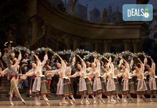 """Ексклузивно в Кино Арена! Уникалния балетен спектакъл """"Спящата Красавица"""", на Кралската опера в Лондон, на 19, 22 и 23 април в София! - Снимка 4"""