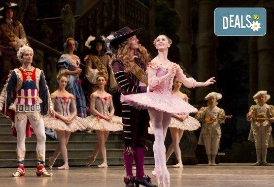 """Ексклузивно в Кино Арена! Уникалния балетен спектакъл """"Спящата Красавица"""", на Кралската опера в Лондон, на 19, 22 и 23 април в София! - Снимка 5"""