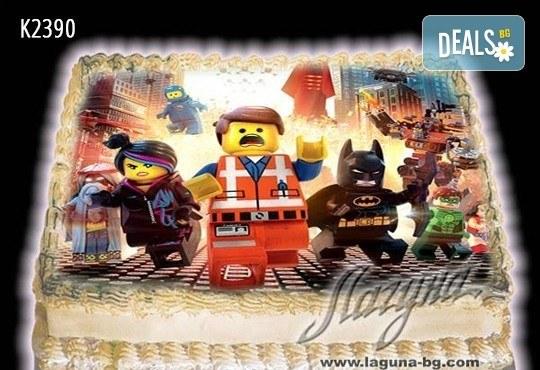 Вкусна торта /избор от 29 картинки/ и пълнеж по избор от Виенски салон Лагуна Предплатете сега 1лв! - Снимка 41