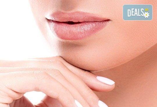Безболезнено премахване на малките косъмчета! Почистване на горна устна с конец по индийска технология в студио Beauty & Prana! - Снимка 1
