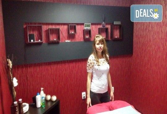 Тонизирайте тялото си с 60-минутен класически масаж на цяло тяло от масажно студио Галея - Снимка 3
