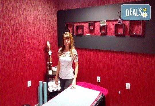 Тонизирайте тялото си с 60-минутен класически масаж на цяло тяло от масажно студио Галея - Снимка 2