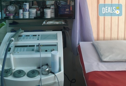 Почистване на лице, ултразвук, масаж и маска според типа кожа, в Студио за красота Galina! - Снимка 4